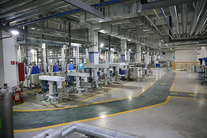 建筑防腐工业涂料厂