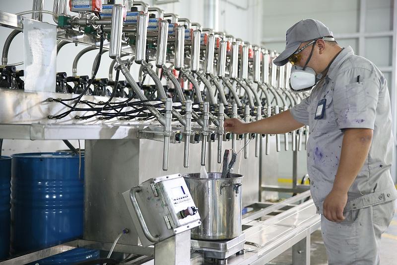 工业重防腐油漆厂家