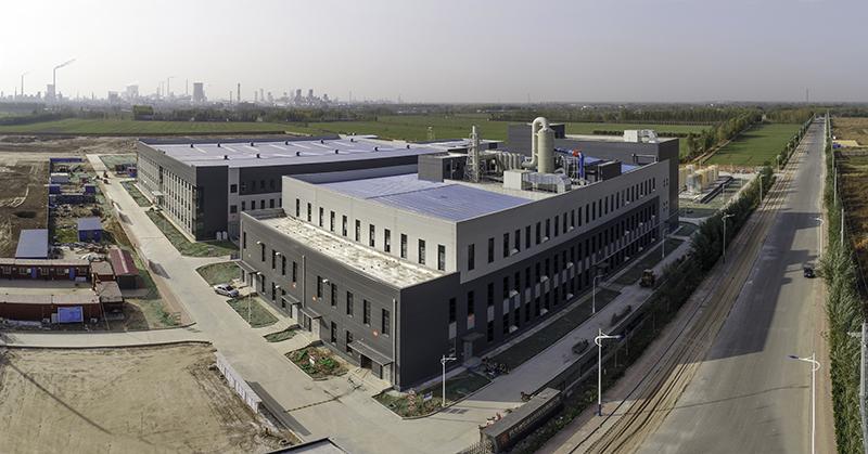 速乐新材料公司环境