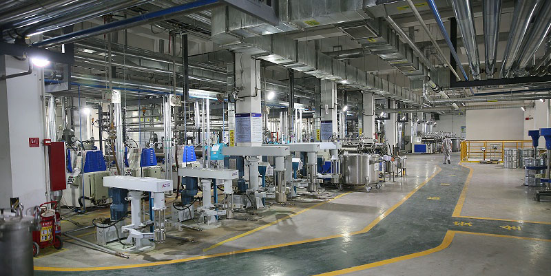 建筑防腐漆工业涂料厂