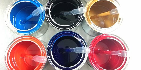 简单的颜色在欧格曼涂料的手中,将会呈现不一样的魅力与变化